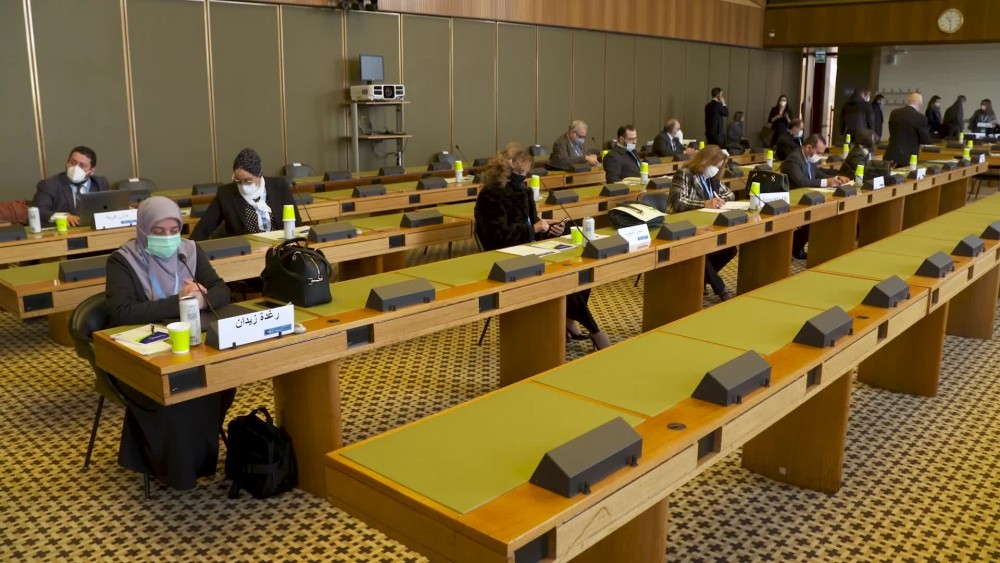 Syria Constitutional Committee - Arrivals and Meeting 25 January 2021