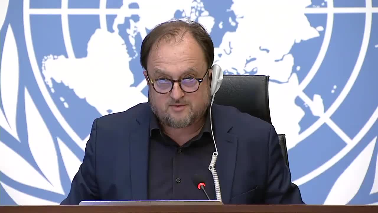 UNOG Bi-weekly press briefing 14 May 2021