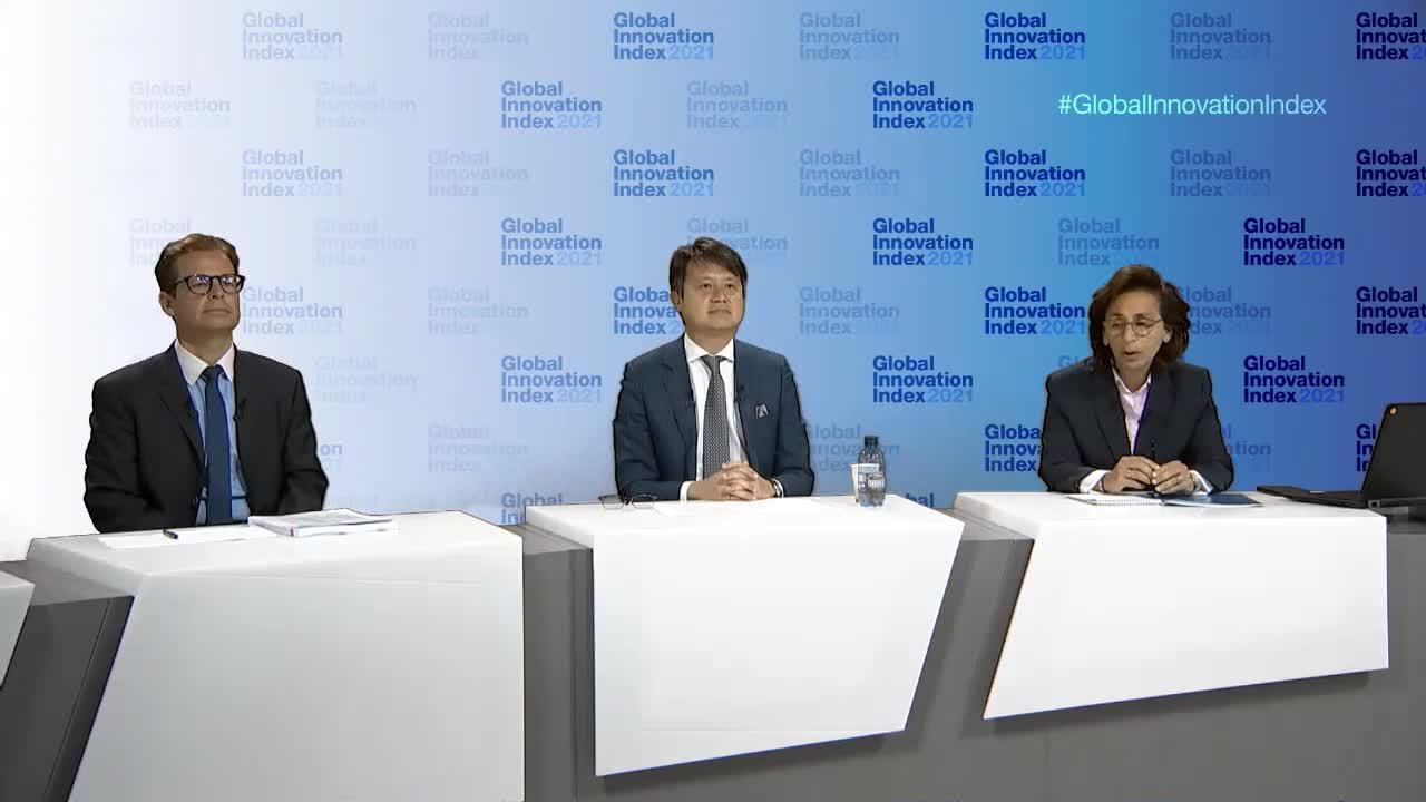 WIPO Virtual Press conference