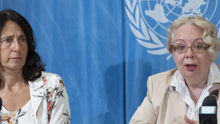 Press conference of Director-General of UNOG
