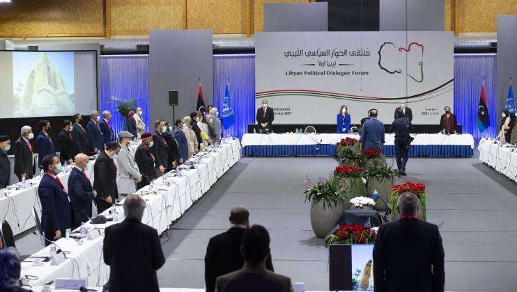 Lybian Politicial Dialogue Forum