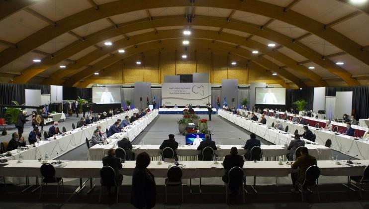 Libyan Politicial Dialogue Forum