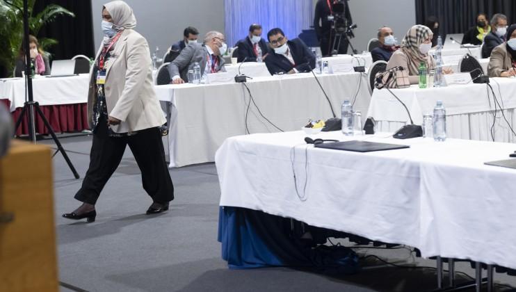 Libyan Political Dialogue Forum