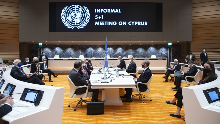 Informal 5+1 Meeting on Cyprus