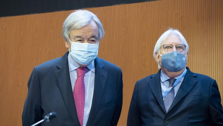 Afghanistan humanitarian conference in Geneva